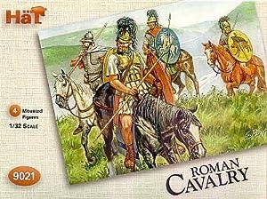 Roman Cavalry (16) 1/32 Hat by HaT