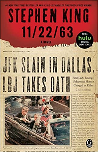 Stephen King Books List : 11/22/63