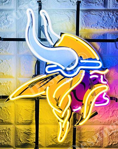 Minnesota Vikings Neon Light Price Compare