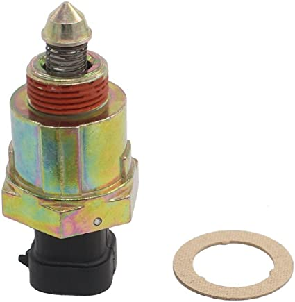 NewYall Fuel Injection Injector Idle Air Control Valve IACV for Pickup Truck