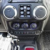 Danti 3pcs Audio Air Conditioning Button Cover