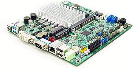 1.83GHz ~ 2.16GHz Burst Bay trail Jetway NF9M-2930 Mini-ITX Mini-ITX Intel Celeron N2930 Quad-Core SoC