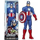 Child Comic Super Hero Captian Amarica 12 'Figare Toy(HCCD ENTERPRISE)