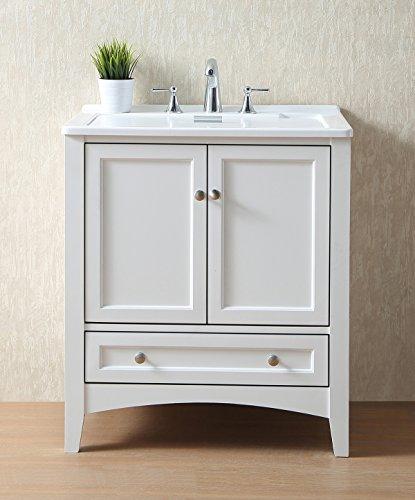 Stufurhome GM-Y01W 30.5-Inch Pure White Single Laundry Sink by Stufurhome (Image #19)