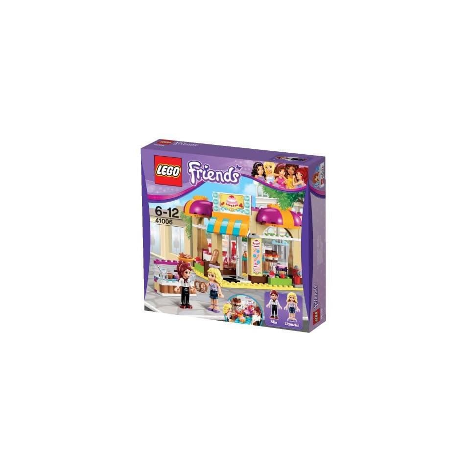 Lego Friends 41006   Heartlake Bäckerei Spielzeug