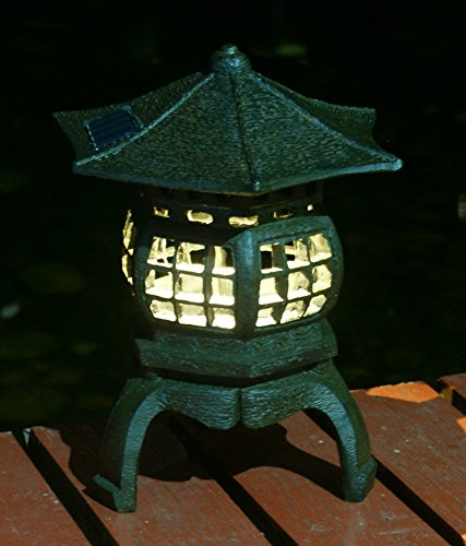 Japanese Garden Solar Lights in US - 6