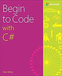 Amazon begin to code with python 9781509304523 rob miles books begin to code with c fandeluxe Image collections