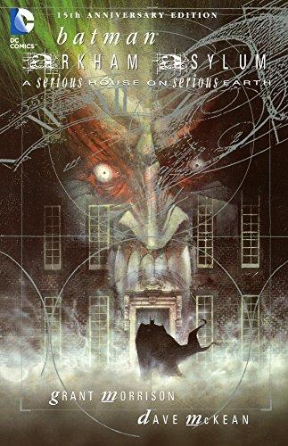 Batman: Arkham Asylum: A Serious House On Serious Earth (Turtleback School & Library Binding Edition)