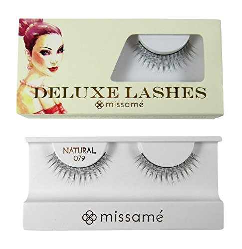 Missam%C3%A9 Reusable Eyelashes Handmade Synthetic
