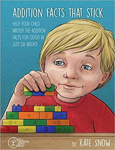 Why Are We Sticking With Common Core >> Amazon Com Addition Facts That Stick Help Your Child Master The