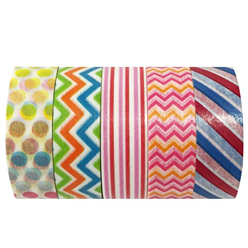 Wrapables Beach Bonanza Washi Masking