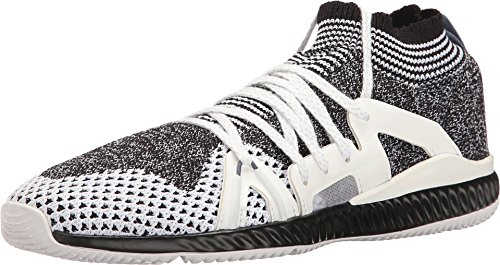 092f8836d Galleon - Adidas By Stella McCartney Women s CrazyTrain Shoes Black White  White Black Plum Athletic Shoe