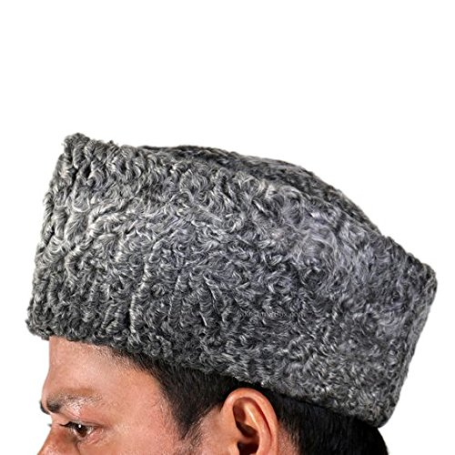 34dfb3b55b3 Brand New KARAKUL JINNAH PERSIAN LAMB broadtail KUFI FUR SHEEP HAT RUSSIAN  CAP - Buy Online in KSA. Clothing products in Saudi Arabia.