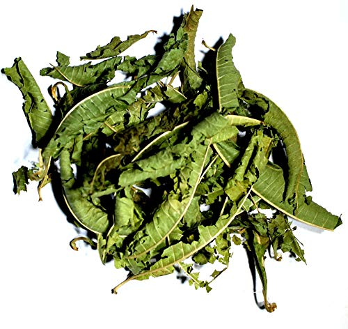 (Nelson's Tea, Lemon Verbena,(Aloysia triphylla), Whole Leaf (4 oz.))