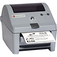 Datamax-ONeil WCB-00-0J000100 Workstation DT Printer, 300 DPI, 4 IPS, 32 MB Flash, 32 MB RAM, Serial/PCL5E Print Language, US Power Cord, 1 and 1.5 Media Hanger, 4 Size