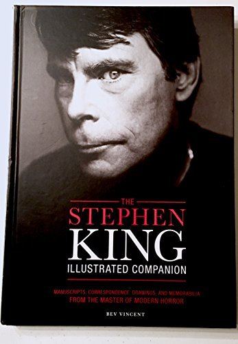Read Online The Stephen King Illustrated Companion ebook