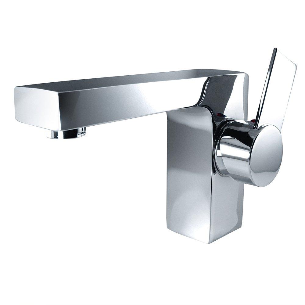 Fresca Bath FFT1053CH Isarus Single Hole Mount Bathroom Vanity ...