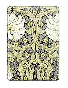 Hot Case Cover Awesome Pimpernel William Morris Ipad Air Protective Case 8048416K44551327