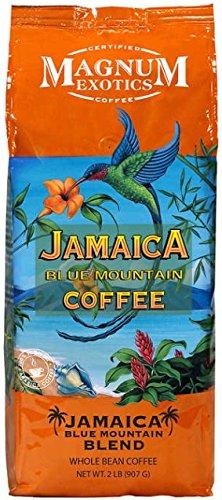 Magnum Coffee Jamaica Filthy Mountain Blend, 2 lbs