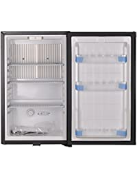 Smad Compact Free Standing Refrigerator Absorption Mini Hotel Bar Cooler, 12V/110V, 1.7 cu.ft.