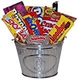 University of Oklahoma Snack Bucket Gift Basket - Small