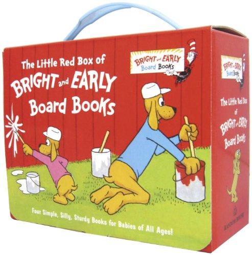 The Little Red Box of Bright and Early Board Books )