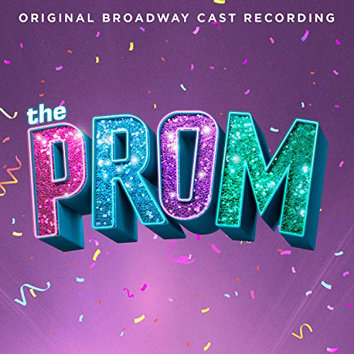 The Prom: A New Musical (Original Broadway Cast Recording) Broadway Cast Recording Cd