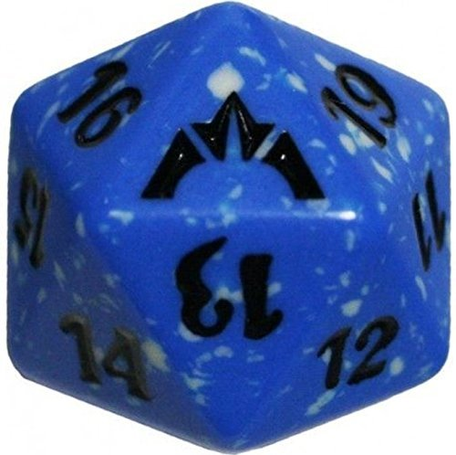 MTG Magic the Gathering Gatecrash DIMIR Blue Spin Down Counter NEW Die