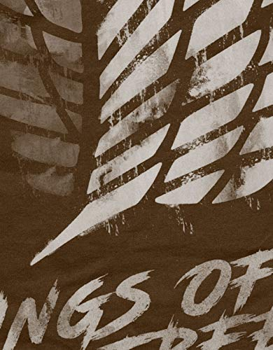 hombre Ataque Freedom Hormiga Wings Camiseta Explicaci para Of w4wXqBF