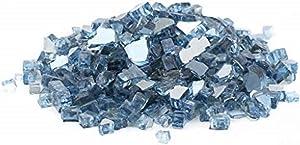 Margo Garden Products DFG10-R04 Dragon Glass, 10 lb, Sky Blue