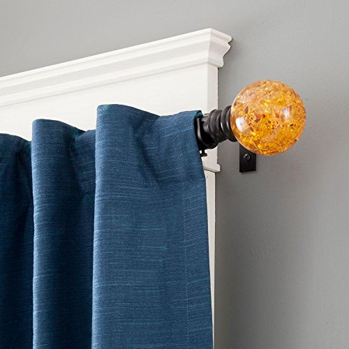 UPC 042437559584, Gallery 1 Brown Jurassic Curtain Rod