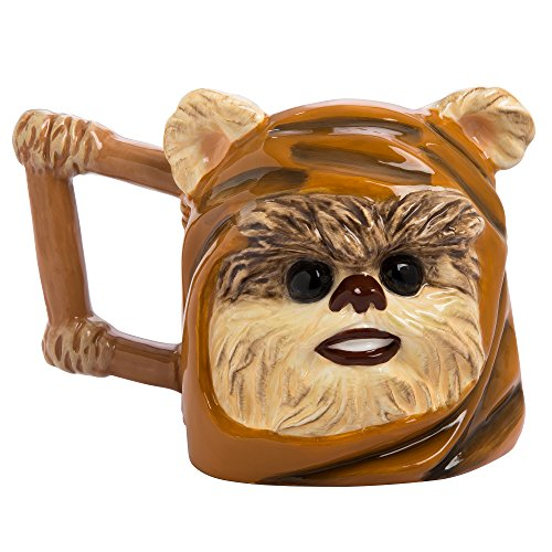Star Wars Ewok 24 oz Ceramic Sculpted Mug post thumbnail