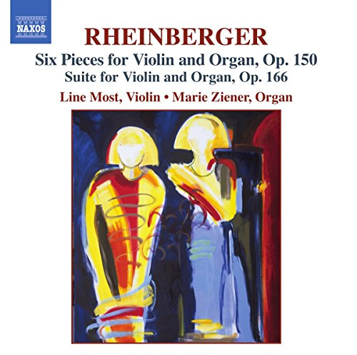 or Violin & Organ (Rheinberger Organ)