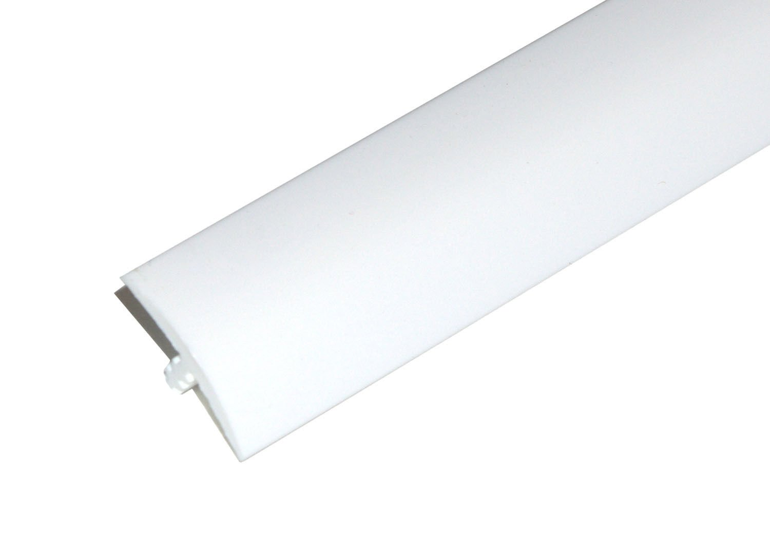 Atomic Market Gloss White 20 Foot 3//4 19mm Smooth White T-Molding Arcade Mame Machines