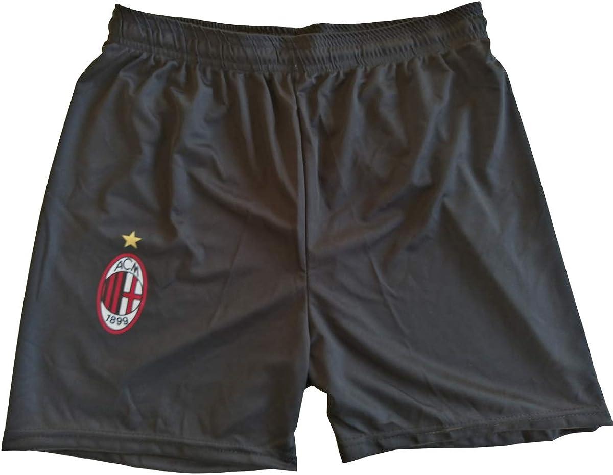 3R SPORT SRL Traje Milan Zlatan Ibrahimovic 11 r/éplica autorizada para ni/ño tallas 2, 4, 6, 8, 10, 12 adulto S M L, XL