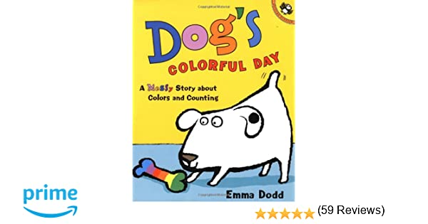 Workbook ay sound worksheets : Dog's Colorful Day: A Messy Story About Colors and Counting ...