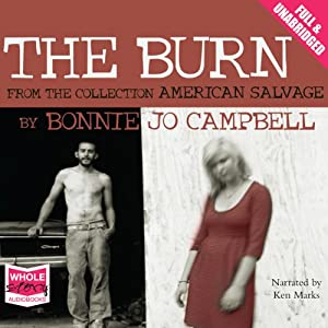 The Burn Audiobook