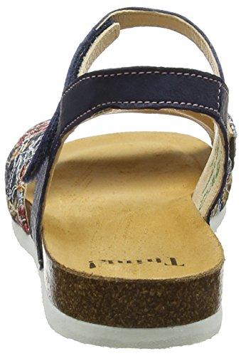 Pensare! Sandali Con Tacco Donna Shik_282594 Blu (capri / Kombi 90)