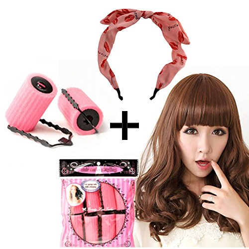 DIY Hair Salon Care Roller Soft Foam Hair Rollers Hairdressing Tool (S(8 pcs))