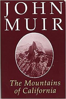 Book Mountains of California