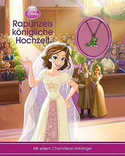 Rapunzels königliche Hochzeit: Mit edlem Chamäleon-Anhänger