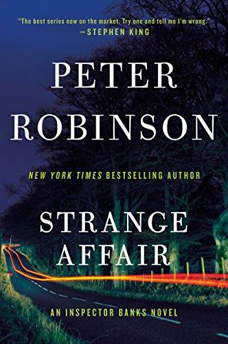 - Strange Affair (Inspector Banks series Book 15)
