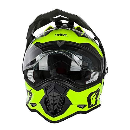 O'NEAL | Motorradhelm | Enduro Motorrad | Ventilationsöffnungen für maximalen Luftstrom & Kühlung, ABS-Schale…