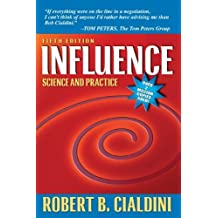 Influence: Science and Practice 5th (fifth) edition