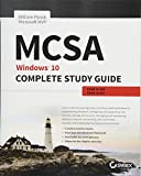 img - for MCSA: Windows 10 Complete Study Guide: Exam 70-698 and Exam 70-697 book / textbook / text book