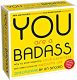 Book cover from You Are a Badass 2018 Day-to-Day Calendarby Jen Sincero