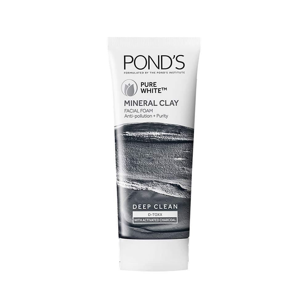 ponds-pure-face-wash-foam-90g