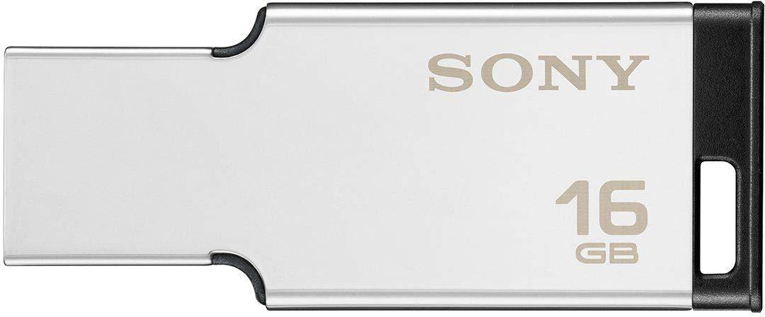 Sony 16GB USB Metal Pendrive (Silver)