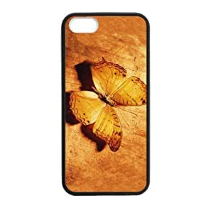 lintao diy Butterfly Sample Case for iPhone 5 5s case