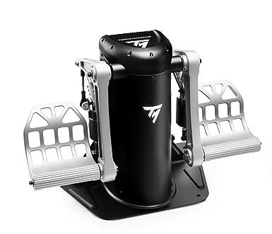 TPR Thrustmaster's Expert Rudder System for Flight Simulation (PC